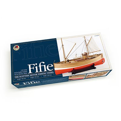 Scottish fishing vessel Fifie