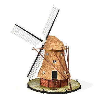 Moulin Hollandais 1:30