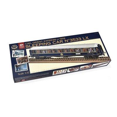 Scatola montaggio Sleeping Car N°3533 LX