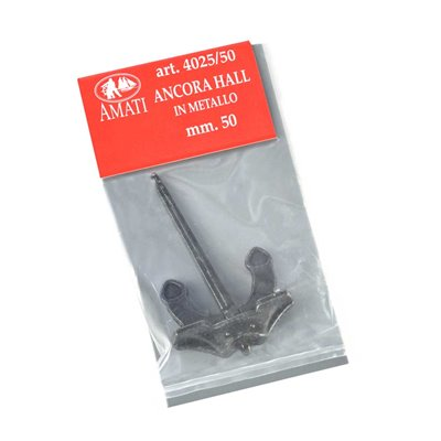 Hall anchors mm.50