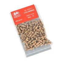 Walnut stanchions mm.11