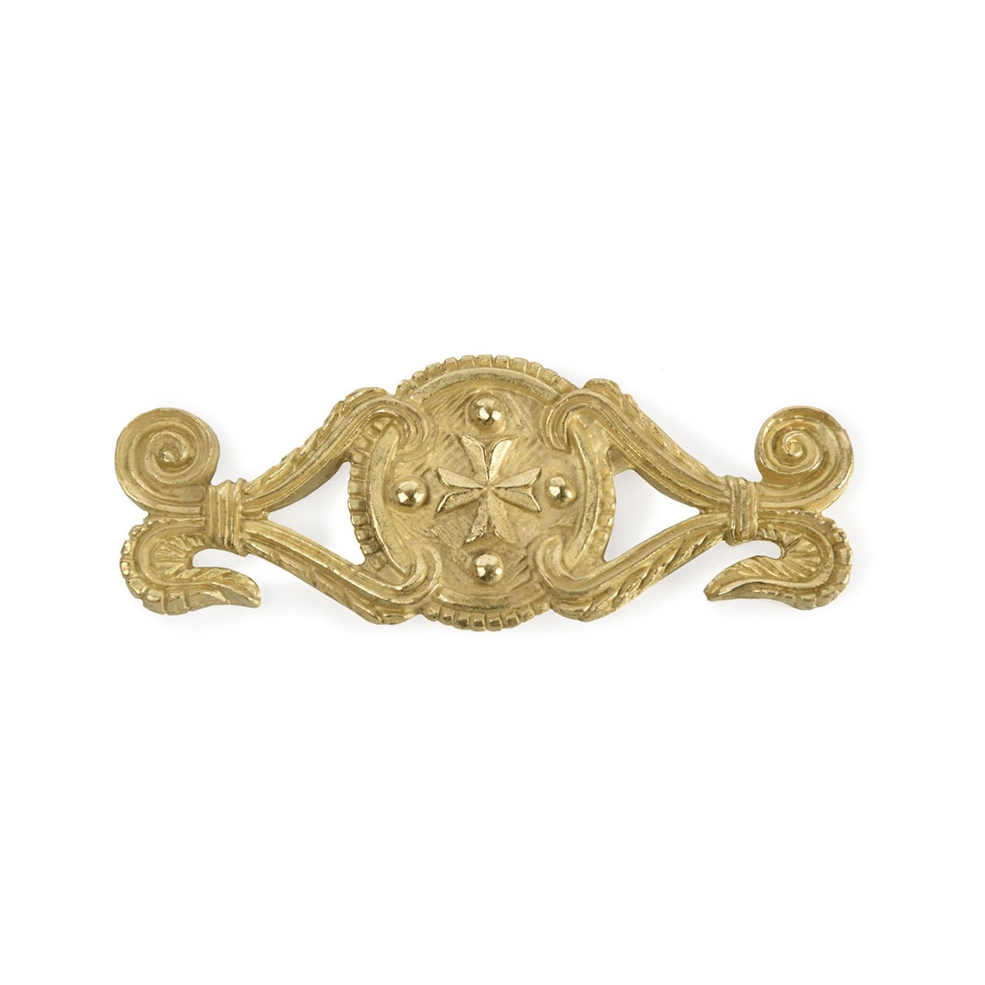Brass decorations