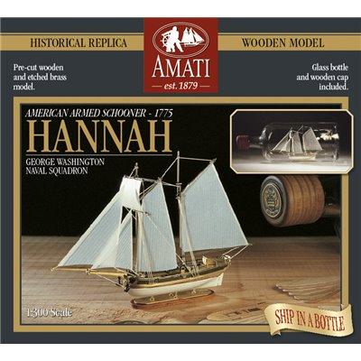 Hannah (ship in bottle)