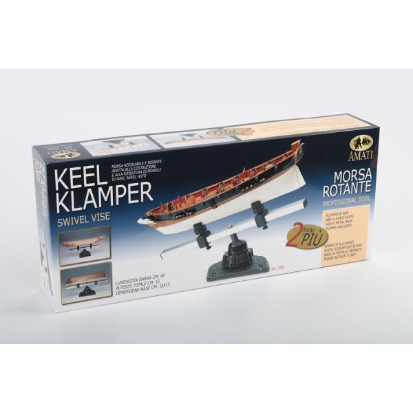 Keel Klamper