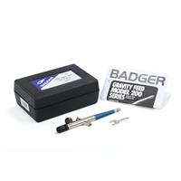 Badger 200-9-GXF gravity feed