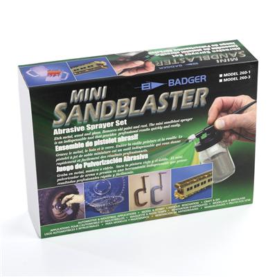 Badger 260 Pistol sandblaster