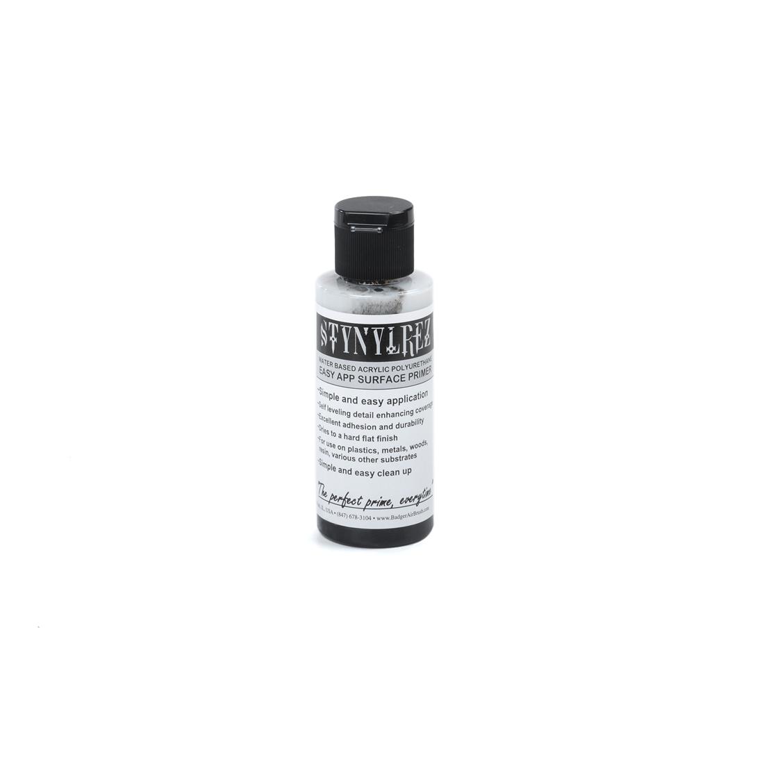 203 Badger Stynylrez negro 60 ml.