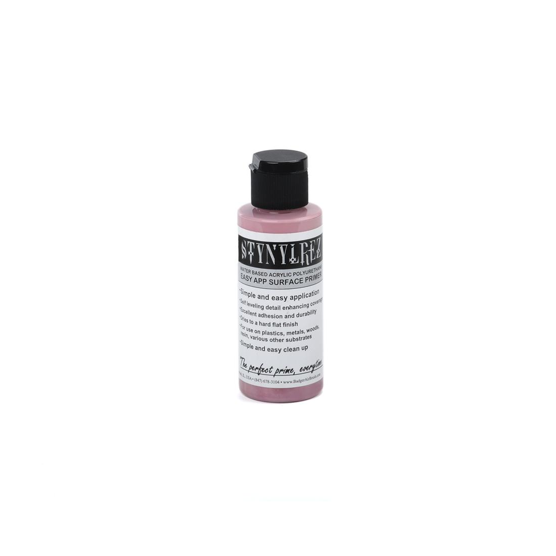 209 Badger Stynylrez rosa 60 ml.