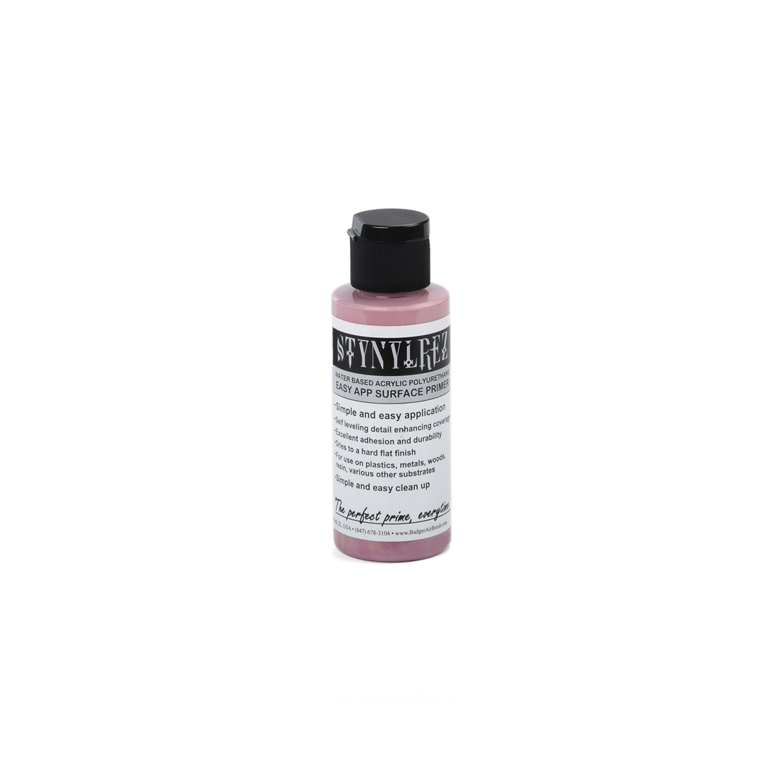 209 Badger Stynylrez pink 60 ml.