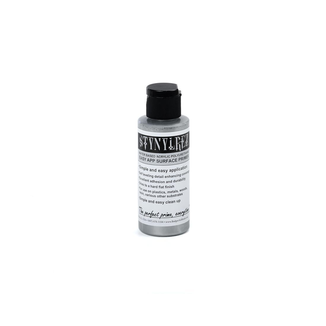 213 Badger Stynylrez black 60 ml.