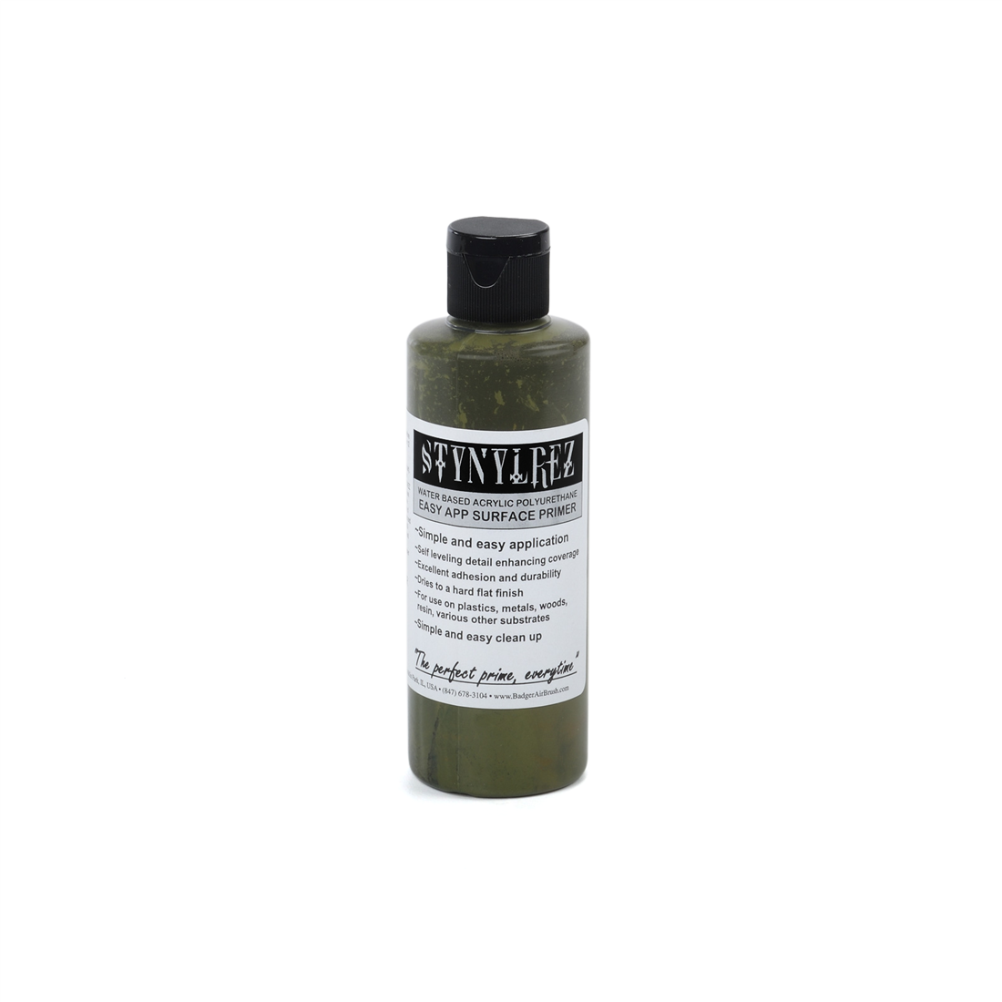 405 Badger Stynylrez verde 120 ml.