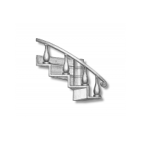 Scalette ricurve sinistre