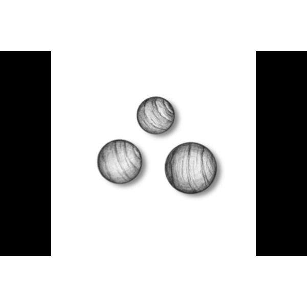 Pommes de mât mm.3 sans trou