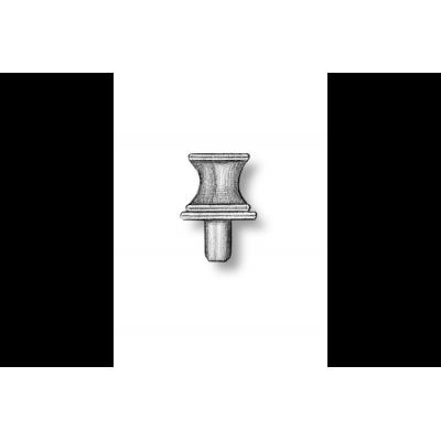 Brass capstans mm.4,5