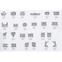 Decorazioni in metallo 01-24