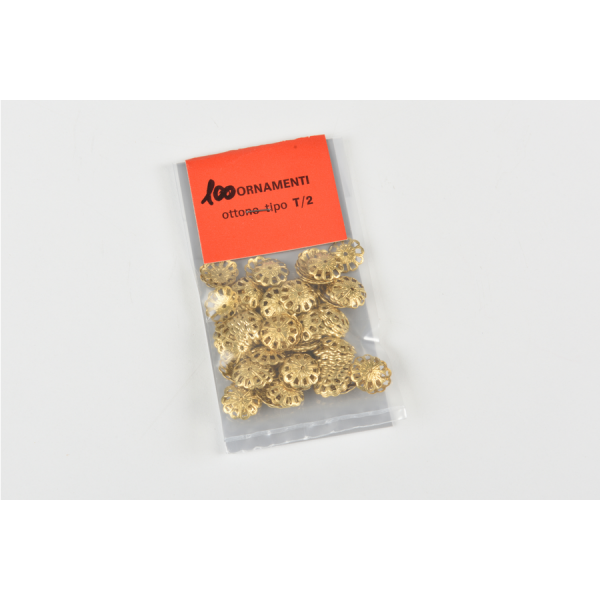 Brass ornaments type T/2