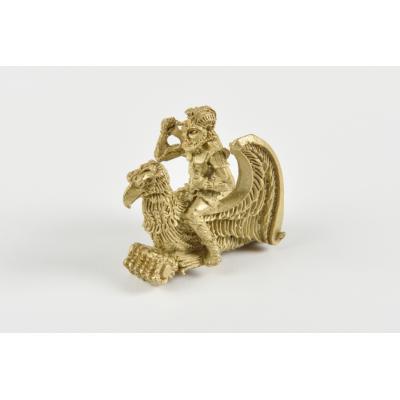 Figures de proue Saint Louis métal