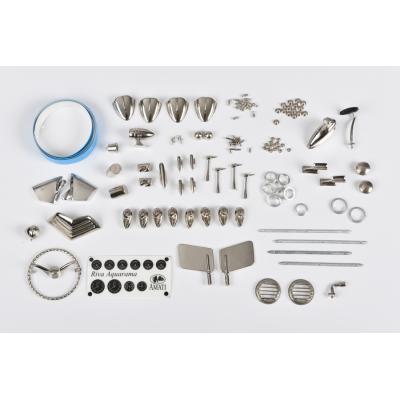 Accessoires en métal pour Runabout