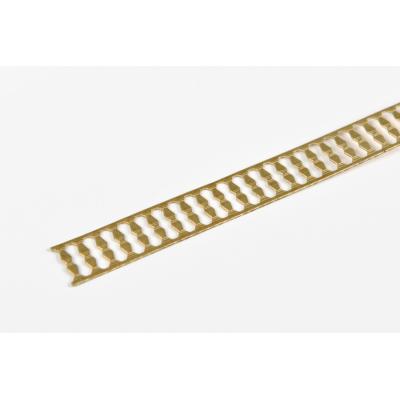 Bordures laiton type D  (cm.25)