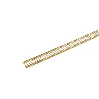 Brass decoration type F (cm.25)