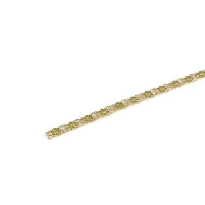 Brass decoration type L (cm.25)