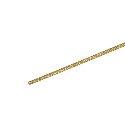 Brass decoration type M (cm.25)